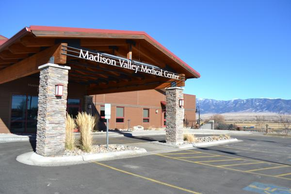 Madison Valley Medical Center is one place where flu shots are available. Get yours today. (R. Colyer)