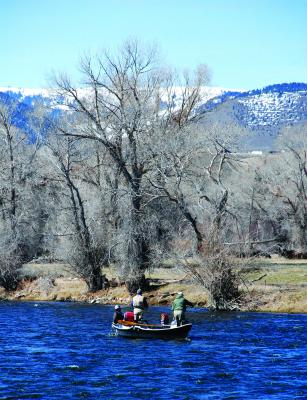 "Montana has five categories of ""beneficial uses:"" aquatic life, primary contact recreation like fishing and swimming, drinking water, industrial uses and agricultural uses. A given water body must meet the standards of whatever of those uses it is designated for. (File photo)"