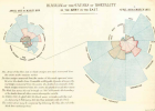"Florence Nightingales' graph that documented her data of disease being the majority cause of death in the Crimea War, which 900,000 people died. Image provided by London Sotheby in the Smithsonian Magazine article ""The Defiance of Florence Nightingale."""