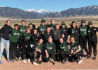 Winning smiles after the first game of the softball season on April 1. PHOTO COURTESY ANDY THOMAS