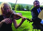Carrie Krause and John Lenti will bring their baroque musical talents—played on period-accurate instruments—to the Elling House Arts & Humanities Center in Virginia City on Saturday, November 10. (Elling House photo)